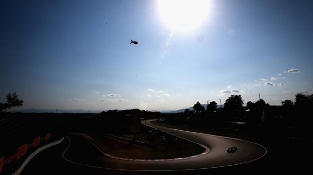 Formel 1 Strecke GP Japan Suzuka