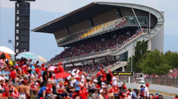 Der Circuit de Barcelona-Catalunya ist seit 1991 Austragungsort des Grand Prix Spanien.