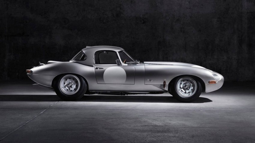Jaguar Lightwight E-Type