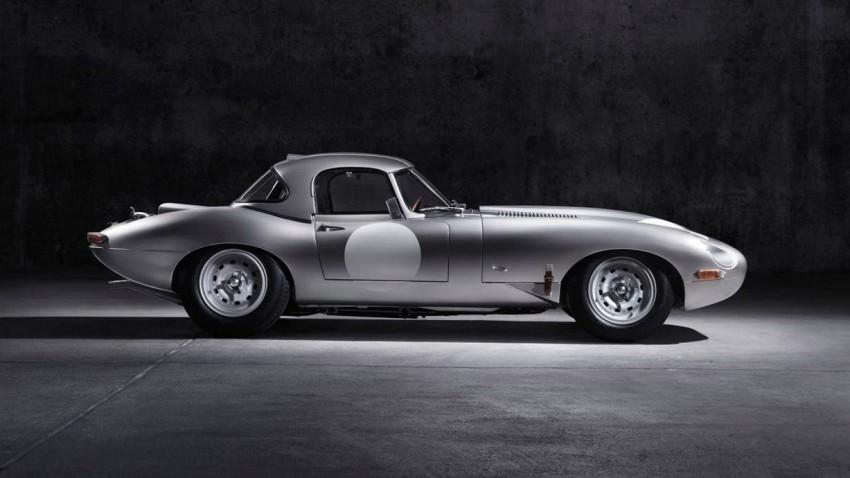 Jaguar Lightwight E-Type