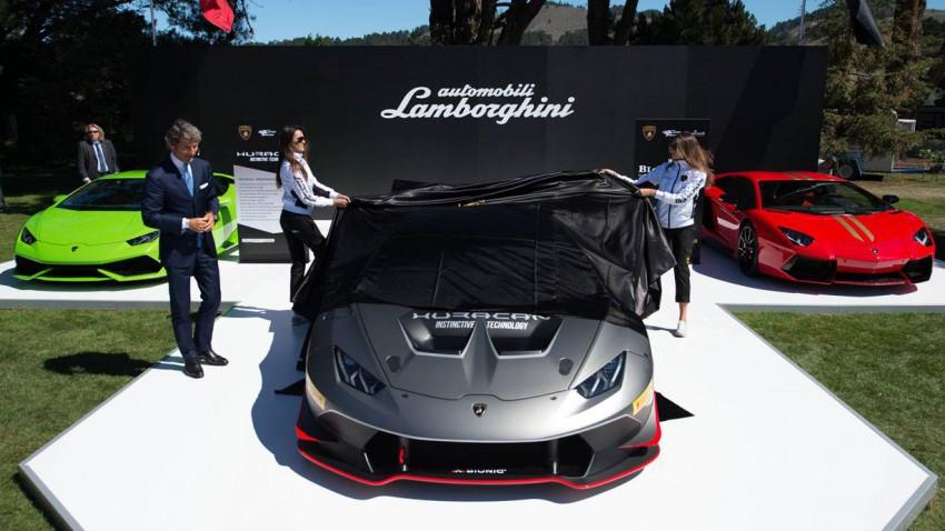Lamborghini Huracàn LP 620-2 Super Trofeo