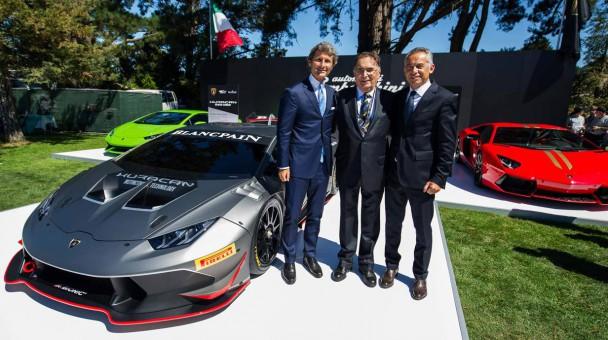 Lamborghini Hurracàn LP 620-2 Super Trofeo
