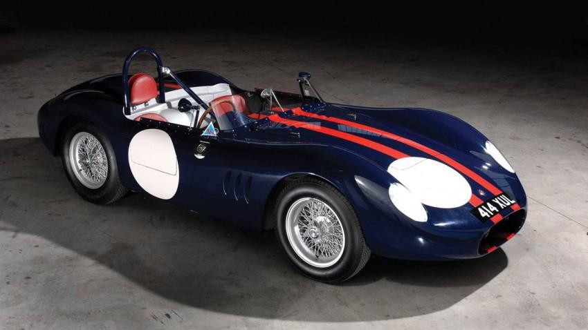Maserati 250S 1957