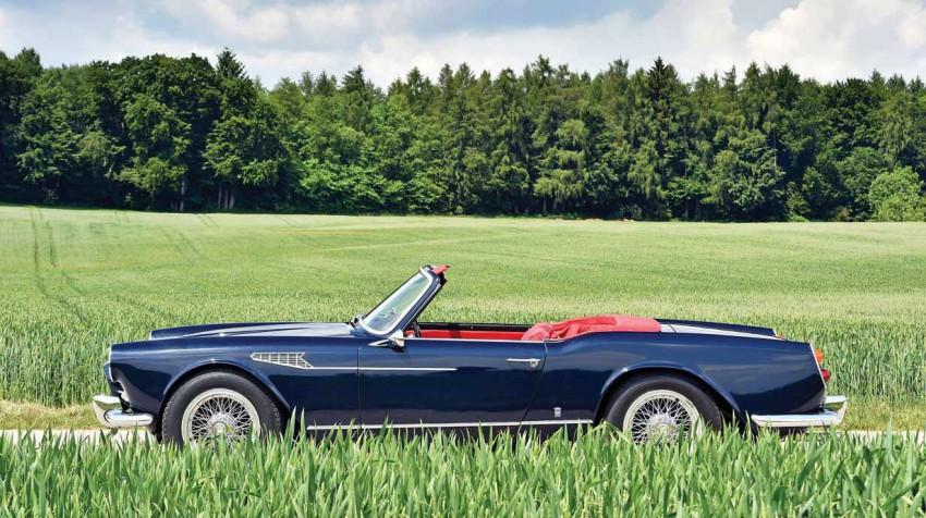 Maserati 3500 GT Spyder Prototyp Vignale