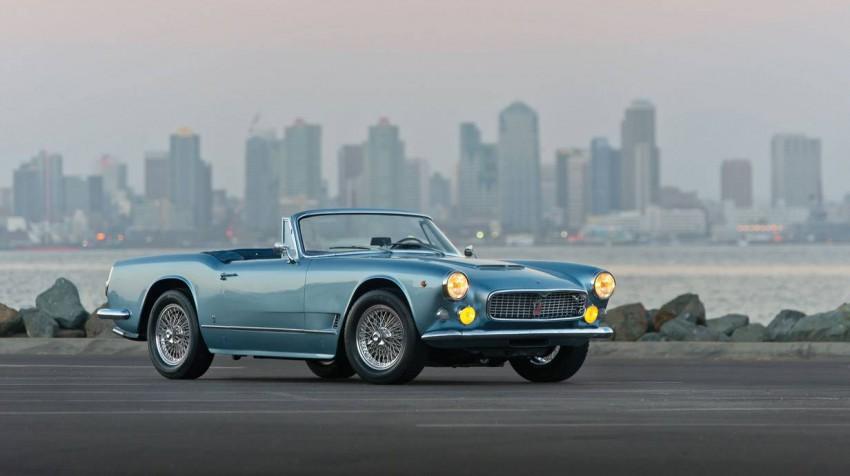 MaseratMaserati 3500 GT Spyder Vignale 1962i 3500 GT Spyder Vignale 1962