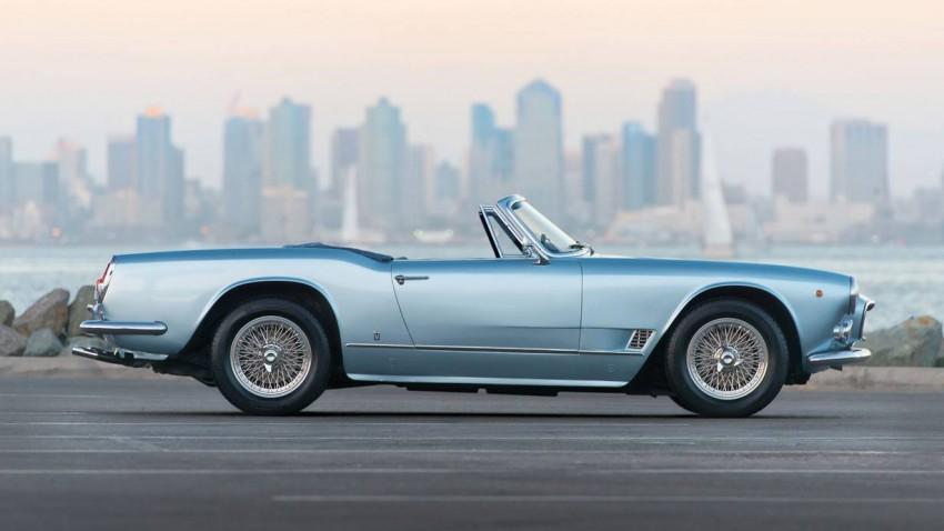 Maserati 3500 GT Spyder Vignale, 1962