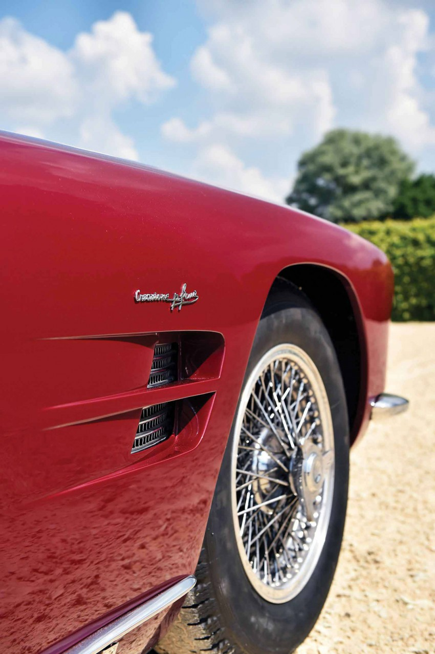 Maserati 5000 GT Frua 1963