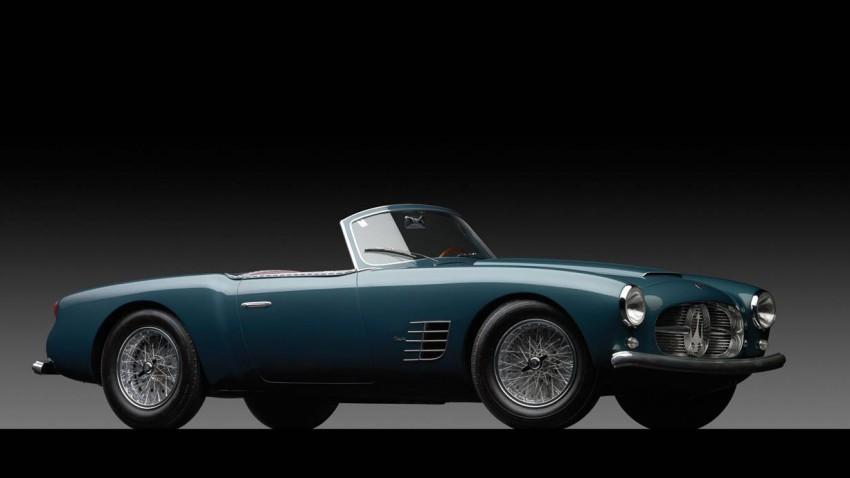 Maserati A6G 2000 Spyder Zagato von 1955