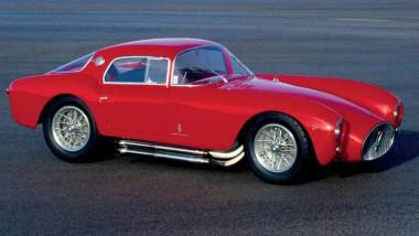 1953er Maserati A6GCS/53 Berlinetta Pininfarina