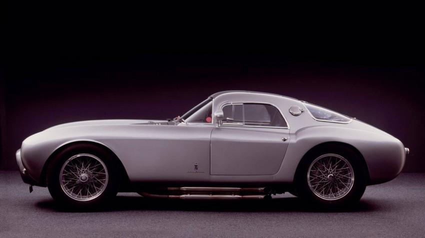 1953er Maserati A6GCS Pininfarina Berlinetta