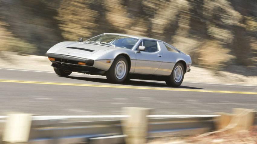 Der kleine Bruder des Bora: der Maserati Merak