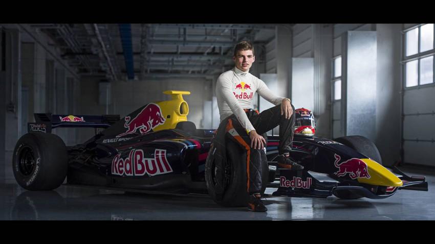 Jos Verstappen ist 107 Mal in der Königsklasse gestartet, sein Sohn wird 2015 sein F1-Debüt feiern. © Bild: Torro Rosso/Red Bull