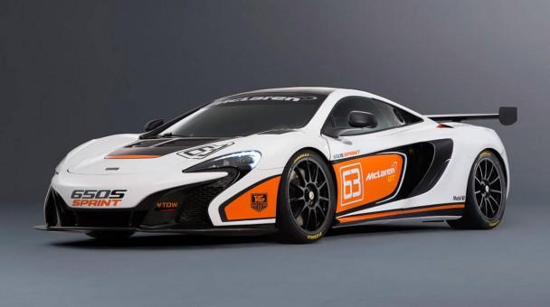 McLaren 650S GTS