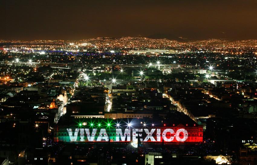 Mexiko-stadt-skyline