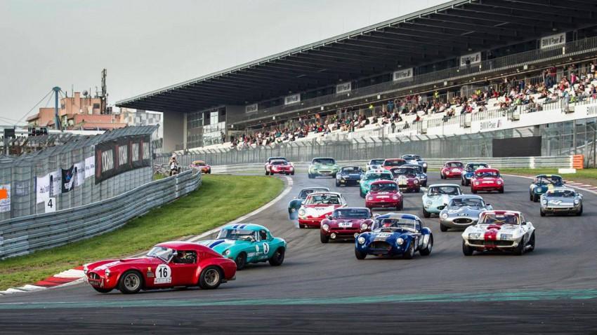 Oldtimer Grand Prix 2014 auf dem Nürburgring.