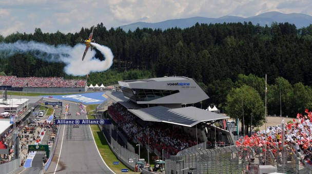 Red Bull Ring in Spielberg