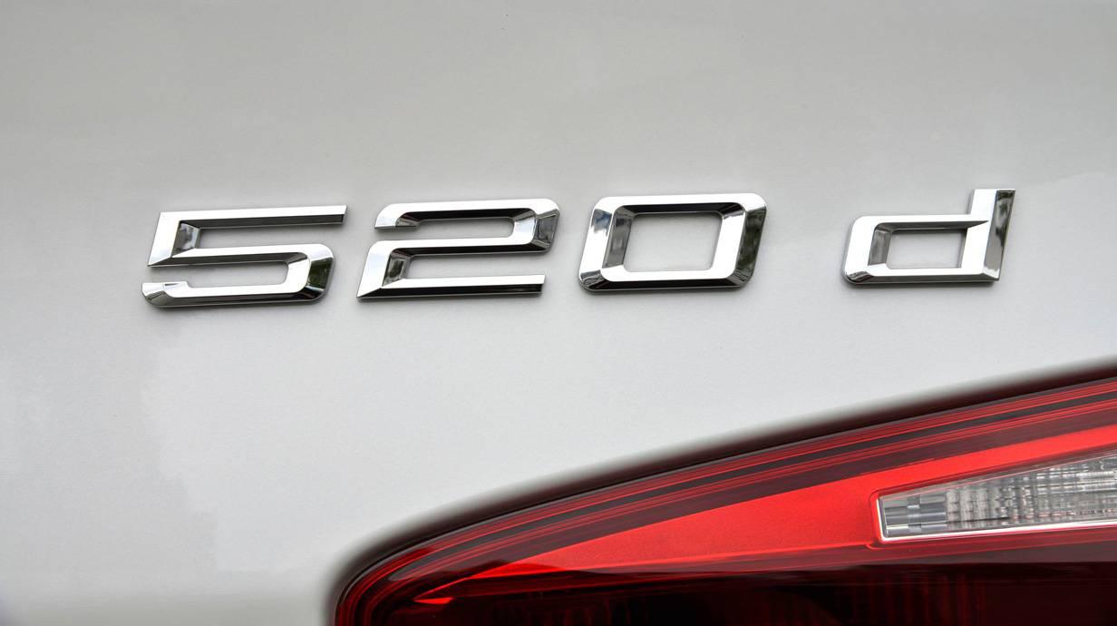BMW 520d Touring Modelljahr 2014