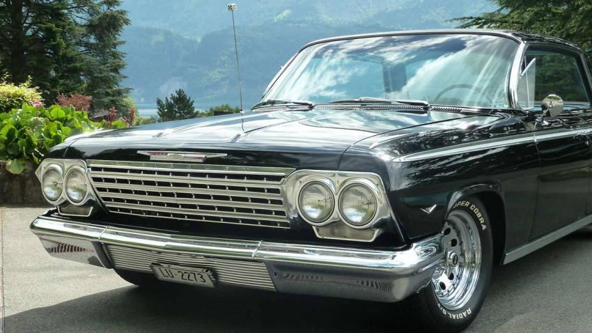 Chevrolet Impala 4Door Sedan