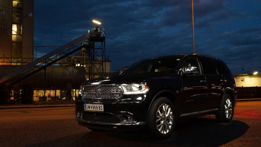 Dodge Durango Citadel Testbericht US Car Pirmann