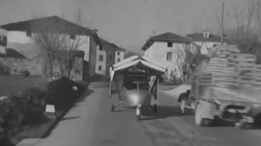 Das fliegende Auto aus Italien