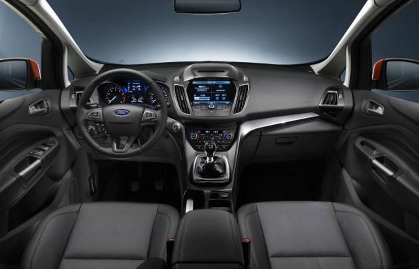 _Ford-C-Max-Modellpflege-2015-innenraum