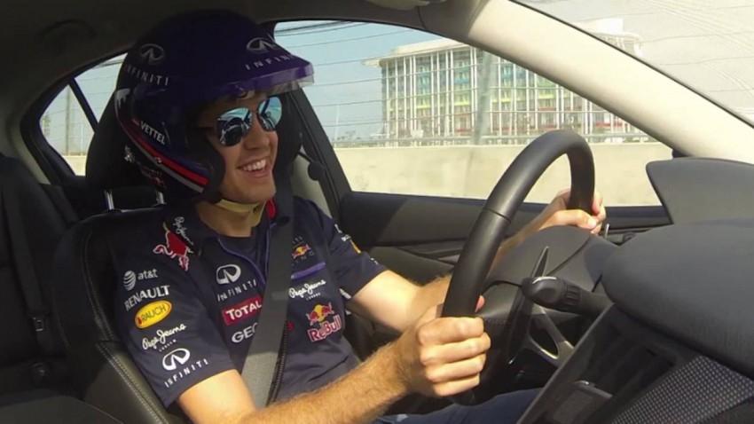 Vettel über seine erste Runde auf der Formel-1-Rennstrecke von Sotschi