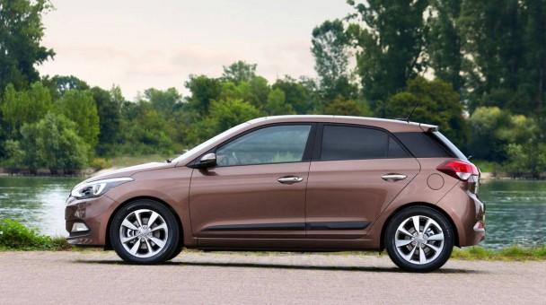 Der neue Hyundai i20, Modeljahr 2015