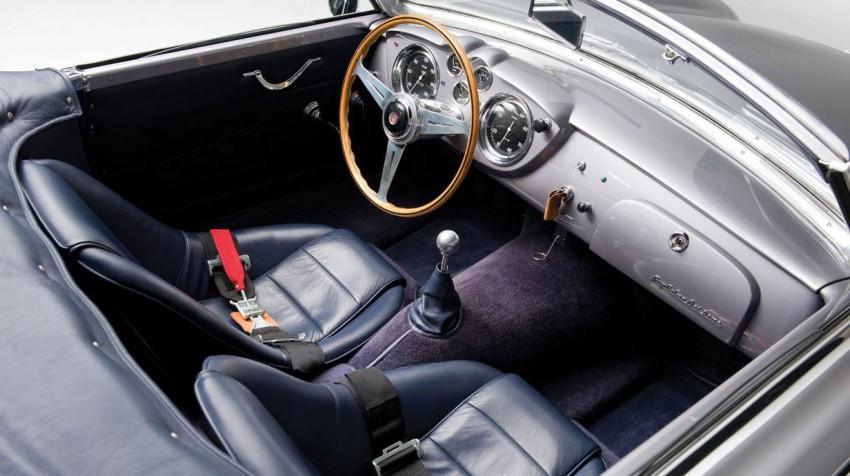 Maserati A6G 2000 Spyder Frua 1957