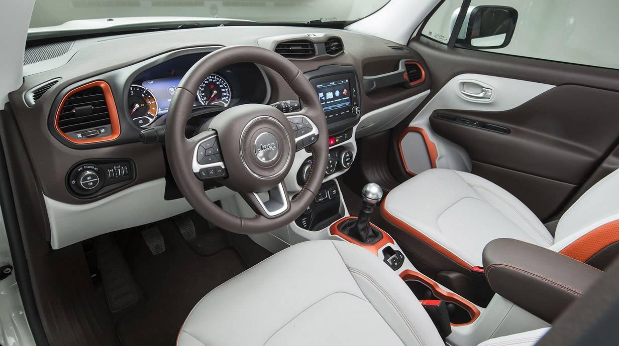 Jeep Renegade 2014 13