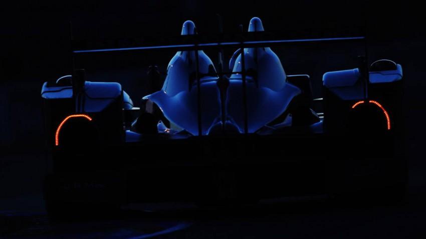 JRM Racing HPD ARX 03a Honda