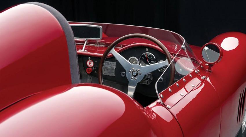 1957er Maserati 250S von Fantuzzi