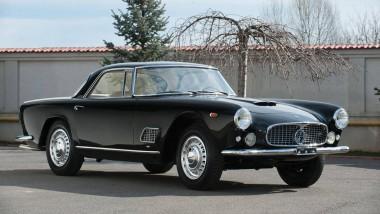 1957 feierte der Maserati 3500 GT seine Premiere