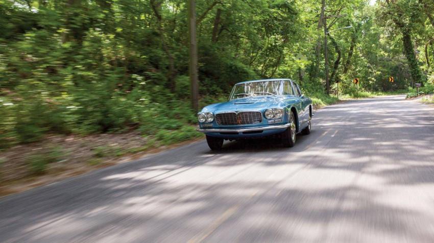 Maserati 3500 GT Frua, 1961