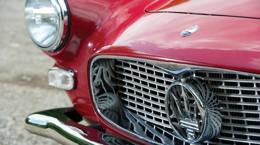 Maserati 3500 GTi Coupé Touring 1963