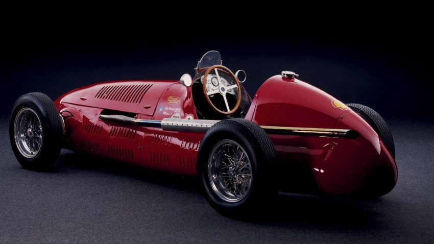 Maserati 4CLT 1948