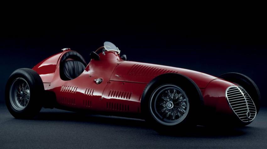 1948er Maserati 4CLT