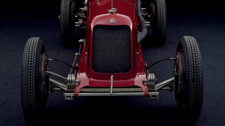 1933er Maserati 8 CM