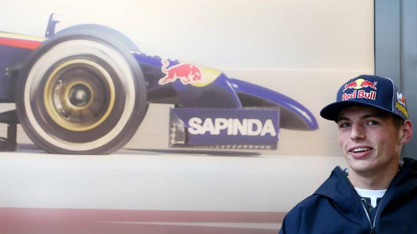 Verstappens Aufstieg spaltet die Formel 1
