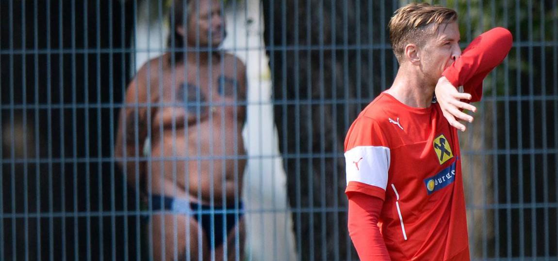 Ergebnis: Österreich gegen Schweden, Endstand 1:1