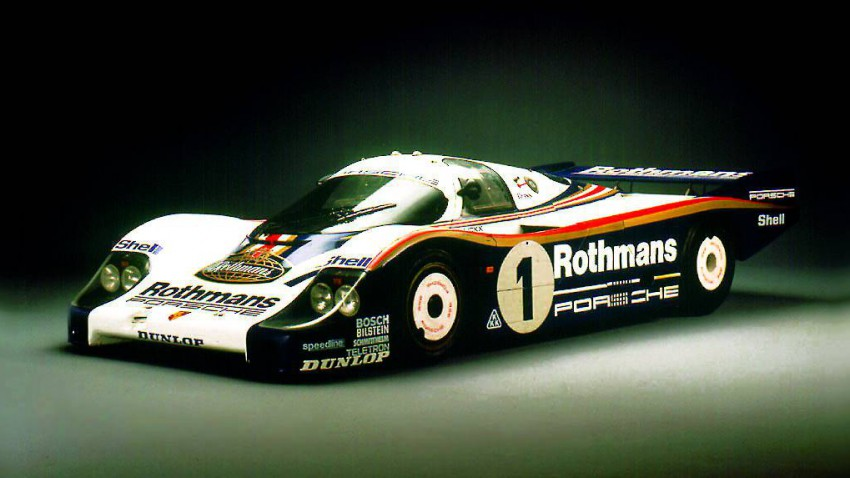 porsche 956 autorevue speed party