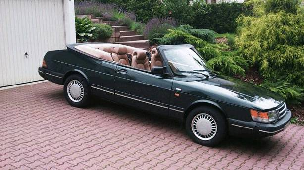 autorevue martkplatz saab 900 i 2 1 cabrio zum verkauf. Black Bedroom Furniture Sets. Home Design Ideas