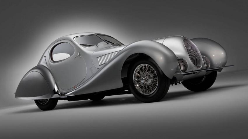Chassisnummer 90112 wurde 2011 um 3.136.000 Euro versteigert.