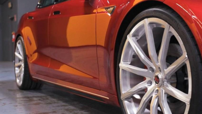 So sieht der perfekte Tesla S aus
