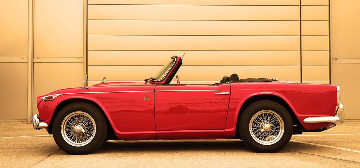 Solid Old: Kaufberatung Triumph TR4 und TR4A