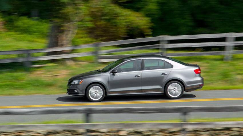 Rund 925.000 Jettas verkaufte VW in den letzten Jahren weltweit