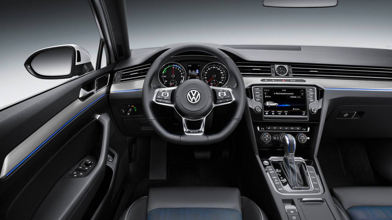 breitband plug in vw passat gte 2015. Black Bedroom Furniture Sets. Home Design Ideas