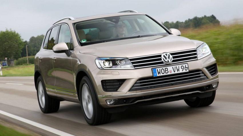 Was ist NEU beim neuen VW Touareg?