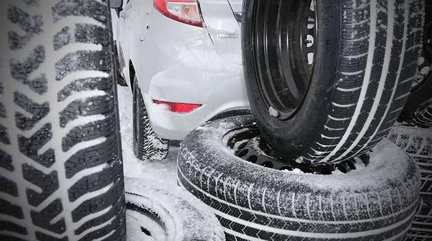Winterreifentest 2014: ÖAMTC testet 15 Reifen - nur 4 sind top