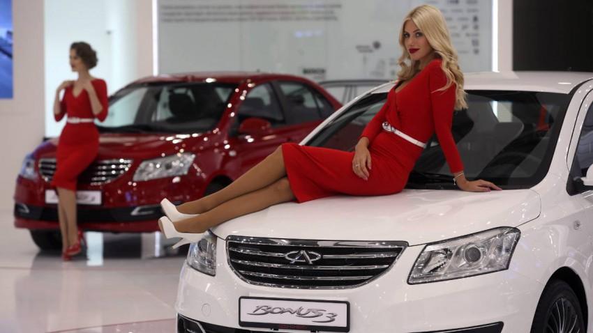 Chery verkauft Autos in 60 Ländern - in Russland sind sie nicht nur wegen der Dekoration erfolgreich.