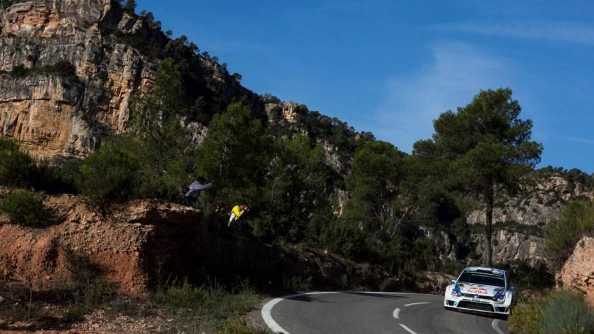 Ogier verteidigt Rallye-Weltmeistertitel